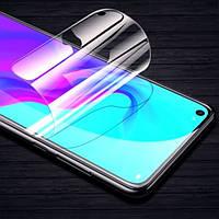 Гидрогелевая пленка для Samsung Galaxy M40 (M405) (противоударная бронированная пленка) Матовая