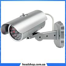 Муляж камеры видеонаблюдения CAMERA DUMMY PT-1900, фото 2