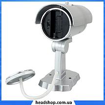 Муляж камеры видеонаблюдения CAMERA DUMMY PT-1900, фото 3