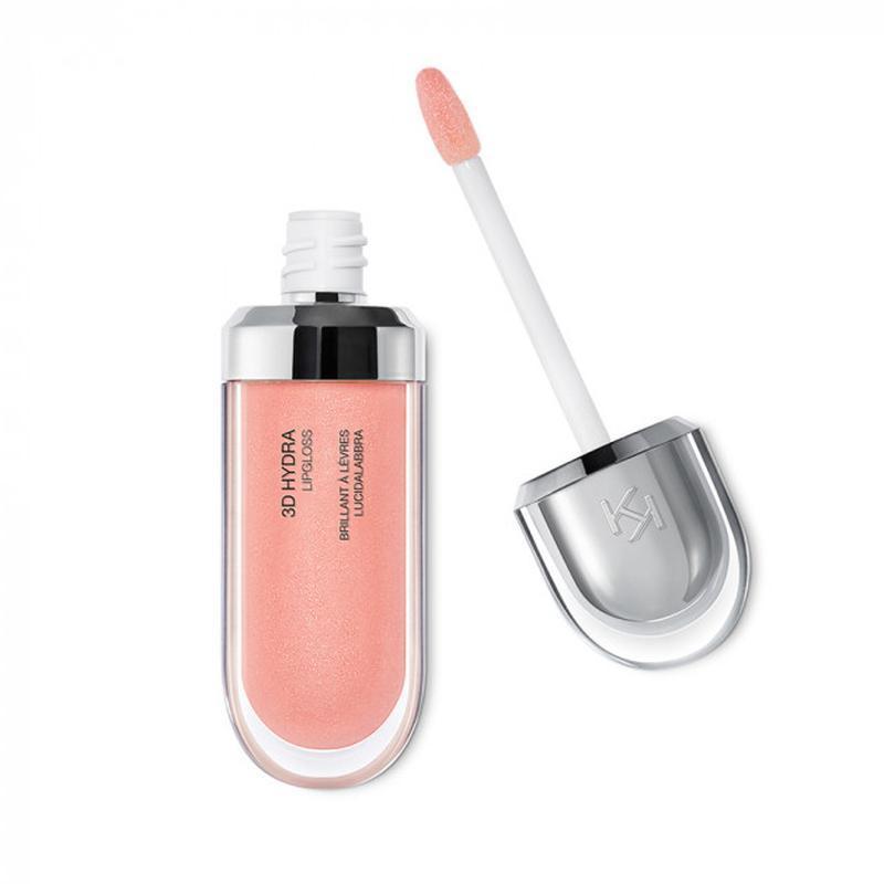 Блеск для губ Kiko Milano 3D Hydra Lipgloss 03 Pearly Apricot, 6,5ml