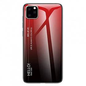 Чехол Gradient Hello для Apple iPhone 11 Pro