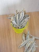 Анчоус солено - сушёный крупный   - закуска к пиву(рыбный снек)  250 г, фото 4