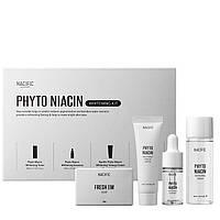 Осветляющий набор миниатюр Nacific Phyto Niacin Whitening Kit