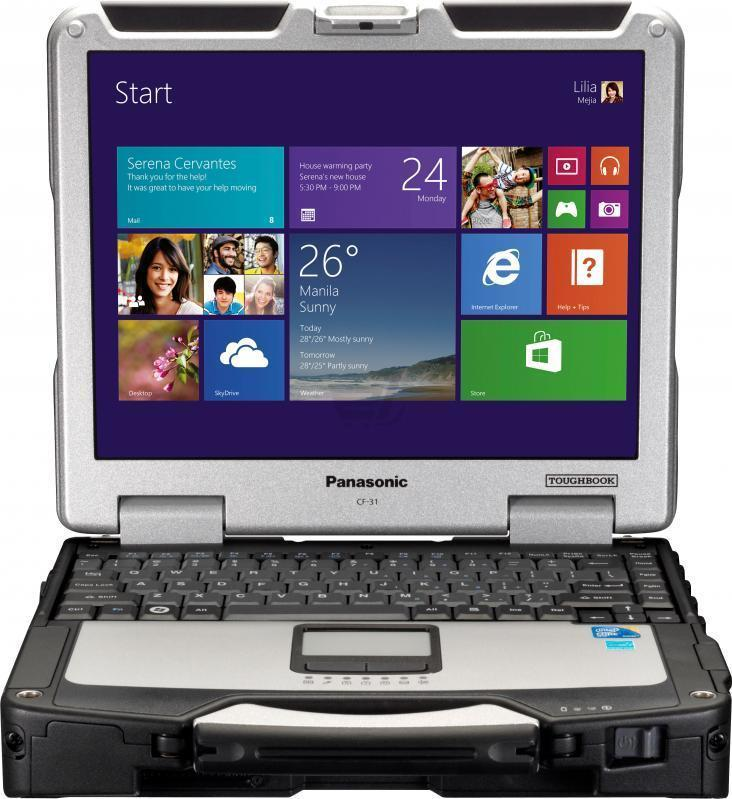 Panasonic ToughBook CF-31 [CF-314B600T9]