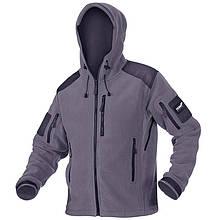 Куртка флісова Texar Husky Grey Size S