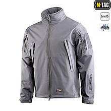 Куртка Soft-Shell M-Tac Grey Size S