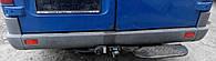 Бампер Задній Mercedes Sprinter W 903 Спрінтер 2000 2001 2002 2003 2004 2005 2006 рр.