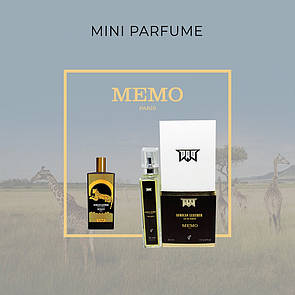 Elite Parfume Memo African Leather, унисекс 33 мл