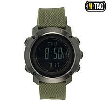 Годинник тактичний багатофункціональний M-TAC Olive