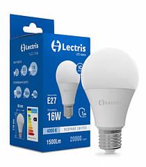 Світлодіодна Лампочка Lectris Led 1-LC-1107 А60 12W 4000K 220V E27