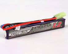 Акумулятор Turnigy LiPo 7.4v 1200mAh 25-50C