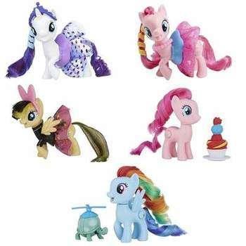 Базовая фигурка My Little Pony Радуга Дэш HASBRO B4817/astB3599 - фото 4