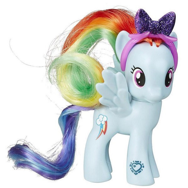 Базовая фигурка My Little Pony Радуга Дэш HASBRO B4817/astB3599 - фото 2