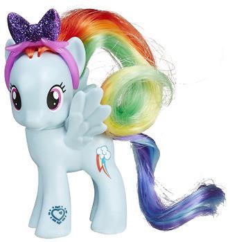 Базовая фигурка My Little Pony Радуга Дэш HASBRO B4817/astB3599 - фото 3