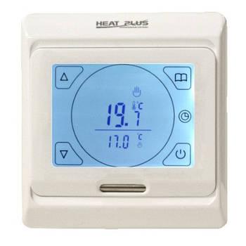 Терморегулятор Heat Plus M9.716 sensor White