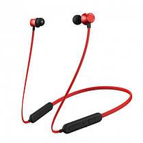 Bluetooth наушники Hoco ES29 Graceful sports Red, фото 3
