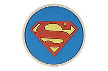 Патч GFC Superman PVC