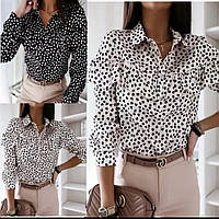 Блуза Сердечки, фото 1