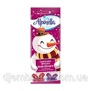 """Шоколад """"Alpinella """" Польша"""