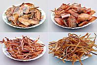 Ставридка солено - сушеная Супер вкусная и мясистая! - закуска к пиву (рыбные снеки) фасовка 250 г, фото 4
