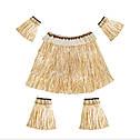 Карнавальный костюм Аборигена (гавайский светлый) 40см, фото 2