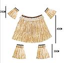 Карнавальный костюм Аборигена (гавайский светлый) 40см, фото 3