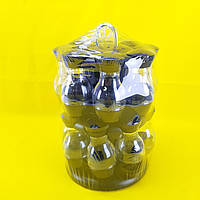Набор баночек с емкостью для специй и прочего 6 в 1