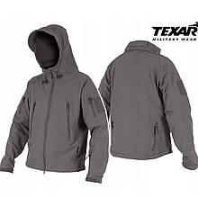 Куртка Soft Shell Texar Falcon Grey Size M XL