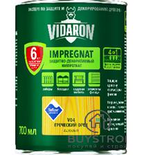 Видарон (Vidaron) імпрегнат захисно-декоративний для деревини, безбарвний