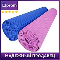 Мат для фитнеса Power System Fitness Yoga