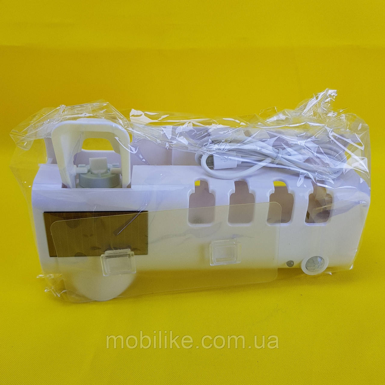 Диспенсер для зубной пасты и щеток автоматический Toothbrush sterilizer