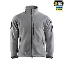 Куртка M-Tac Alpha Microfleece GEN.II Light Grey Size S