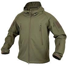 Куртка Soft Shell Texar Falcon olive Size XL