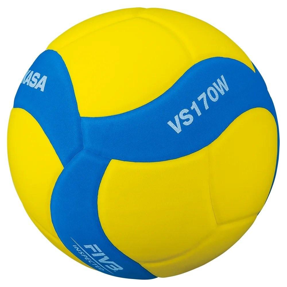 Мяч волейбольный Mikasa VS170W-Y-BL