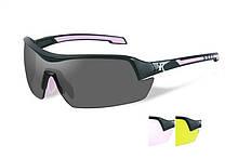 Окуляри тактичні Remington by Willey X Platinum FEMALE Glasses Set of 3 Lenses