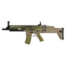 Штурмова гвинтівка SCAR-L TAN D-Boys SC-01 TAN