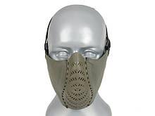 Маска FMA Half-Mask Foliage Green