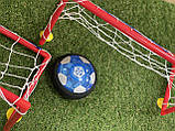 Аэрофутбол з воротами YF 222, фото 2