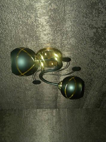 Люстра Сириус 7437 на 2 плафона, фото 2