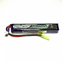 Акумулятор Turnigy Nano-Tech LiPo 7.4v 2000mAh 15~25C