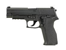 Пістолет KJW SIG sauer P226 Metal KP-01 E2 Green Gas