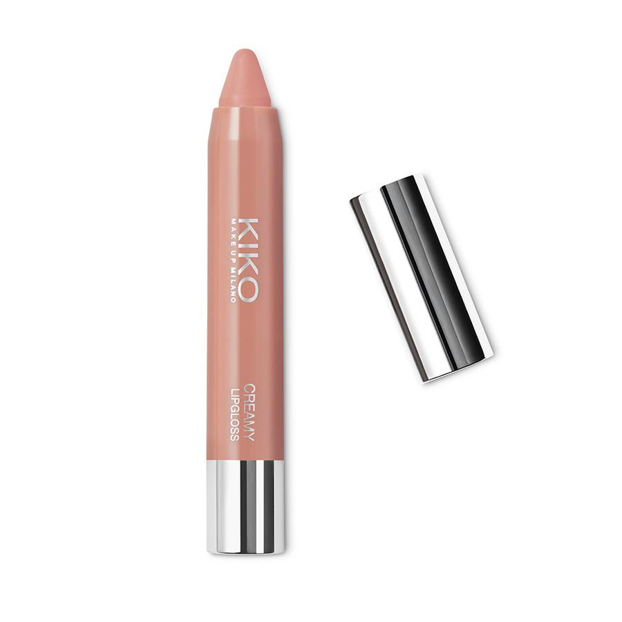 Блеск-карандаш для губ Kiko Creamy Lipgloss 101 Pearly Shell Rose