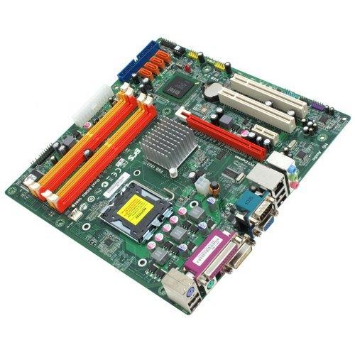 Материнская плата Elitegroup  G41T-M9 (V1.0, 4 DIMM, s775, G41, PCI-Ex16), поддержка Xeon, (б/у)