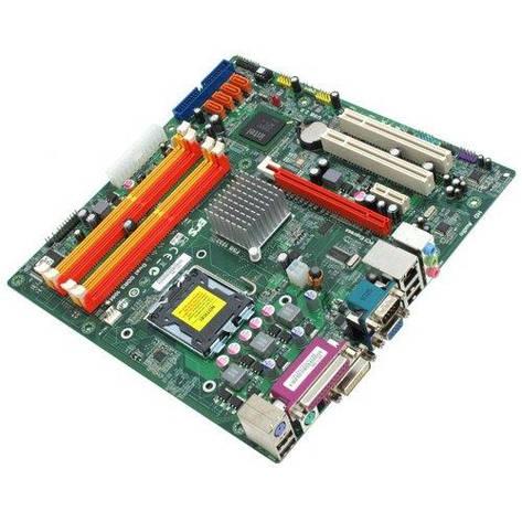 Материнская плата Elitegroup  G41T-M9 (V1.0, 4 DIMM, s775, G41, PCI-Ex16), поддержка Xeon, (б/у), фото 2
