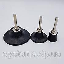Оправка Roloc Hard с металлическим хвостовиком, d 30 мм, 1/4-20 INT, фото 3