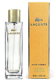 Lacoste pour femme, жіноча парфумована вода, 90 мл