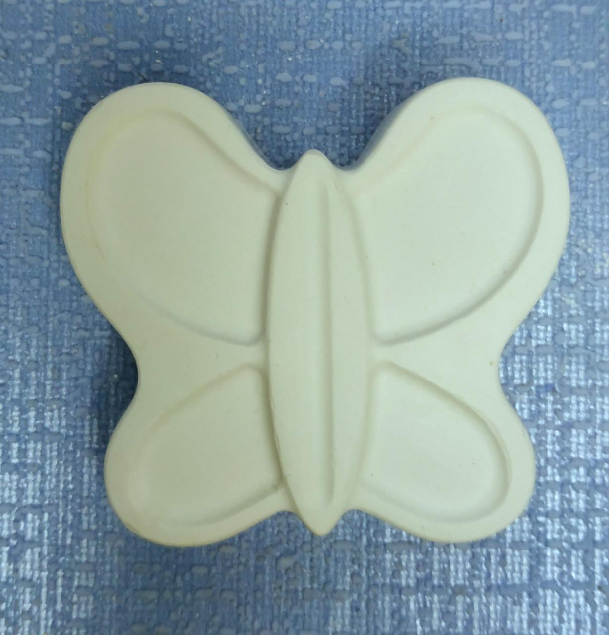Гипсовая фигурка для раскрашивания Бабочка средняя