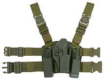 Кобура набедренна CS Glock Series Olive