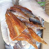Янтарная рыбка с перцем (путасу с перцем, закуска к пиву) снек 250 г, фото 6