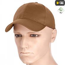 Бейсболка тактична M-Tac Flex Ріп-стоп Coyote Brown Size S/M